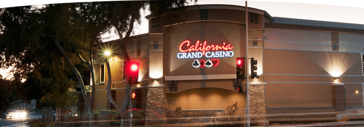 Background for California Grand Casino