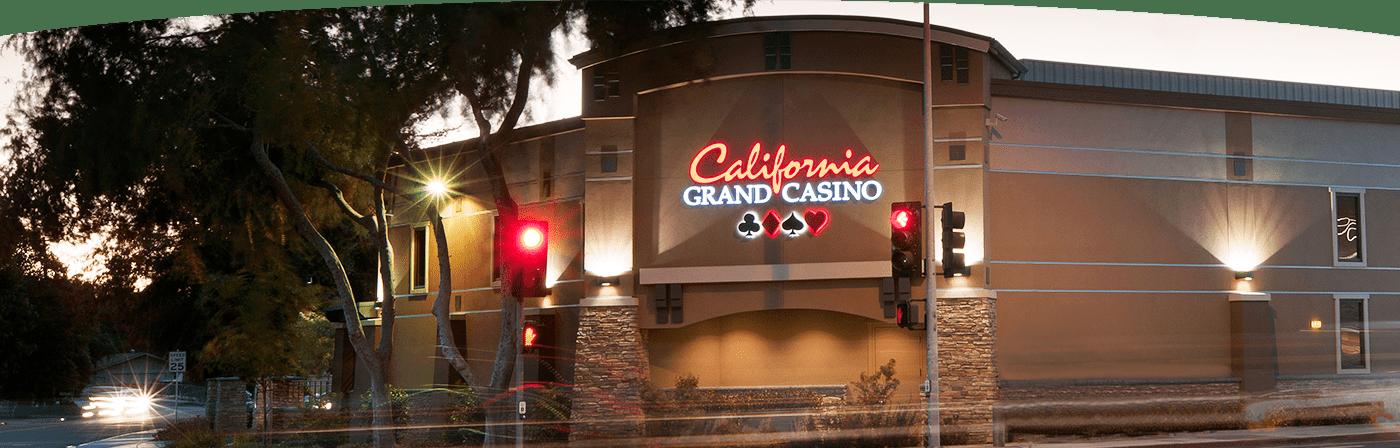 Background for California Grand Casino