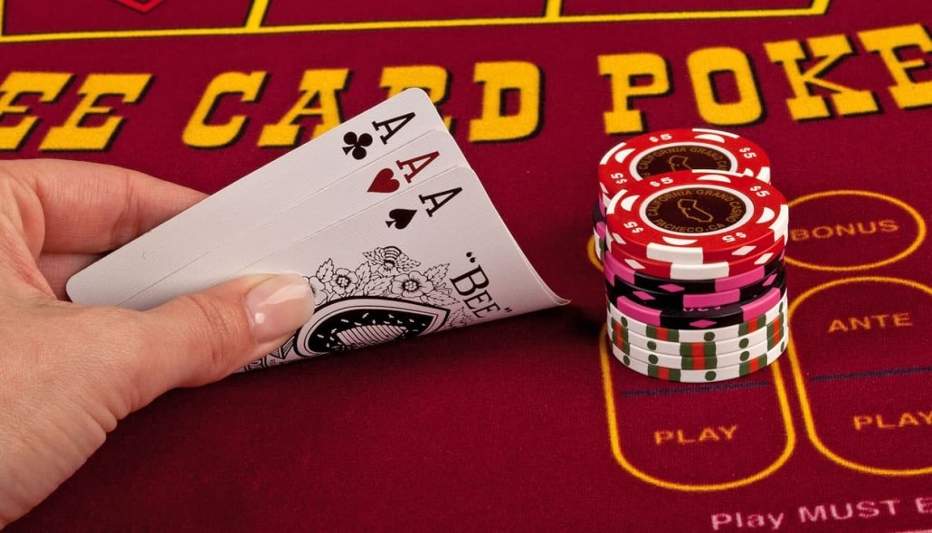 What Is The Optimal Strategy For Three Card Poker California Grand Casino