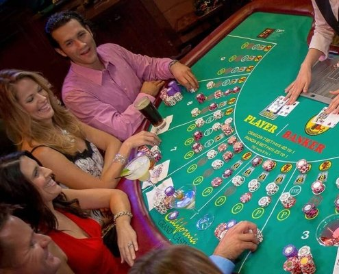 baccarat at the california grand casino east bay