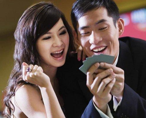 pai gow poker couple
